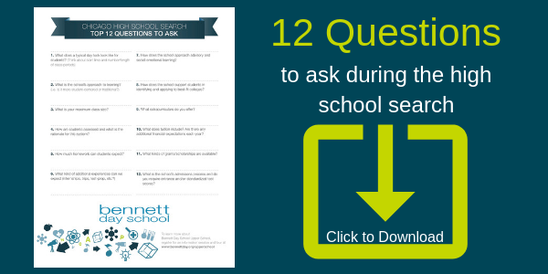 Upper School 12 Q's (1)