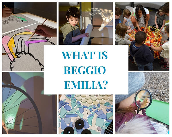 What is reggio Emilia_