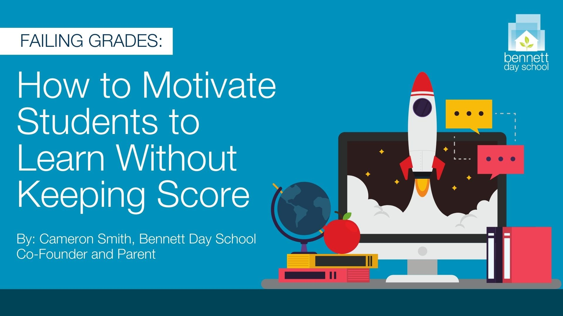 Failing Grades: How to Motivate Students to Learn Without Keeping Score