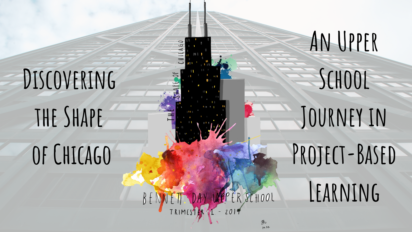 Discovering the Shape of Chicago: An Upper School Journey in Project-Based Learning